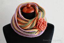 Crochet | Scarf
