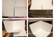 Diorama templates