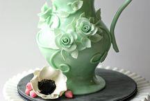 Vase Torte