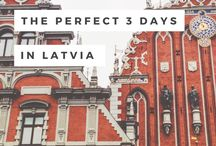 Travel - Latvia