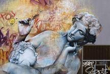 Arte Graffiti / Graffitis com arte