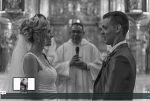 Slideshow: Vídeos de fotos de bodas reales
