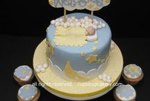 Baby Shower - Stars and Moon