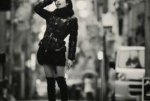 Japanese Street Fashion Photography