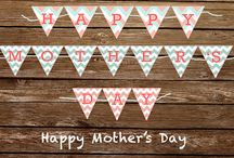 Mother's Day / Celebrate the #1 lady in your life