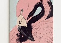 flamingo stuff