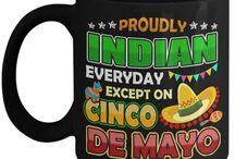 Cinco De Mayo Proud Nationality