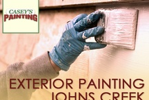 Exterior Painting  / by Casey's Painting