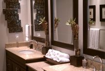 Bathroom remodel project / by Janet Secco
