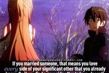 anime life quotes