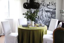 Dining Rooms / by Barbara