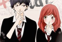 Ao Haru Ride ~ Anime and cosplay