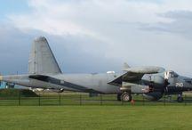 Gevlogen Vliegtuigtypes 1970 - 2006 / Luchtvaart