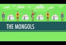 Mongols Unboxed / Mongols are the exception. Learn about Mongols through hands-on activities.  Want more?  Visit www.historyunboxed.com to have Mongolian games, activities, and lessons delivered to your doorstep.