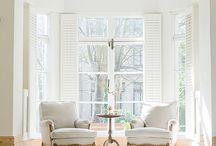 I D E A S - wonderfully white / home decor - interiors - white white white