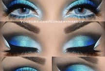 Makeup for the eyes