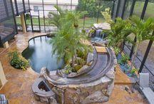 Pool Ideas / by Cindy Savidge