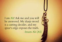 lmam Ali (R.A)