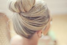 {WEDDINGS - Hairstyles} / Beautiful Hairstyles