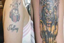 Best tattoo cover ups  / Best tattoo cover ups