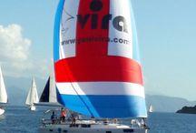 Sailing in Gocek