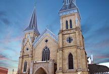 Michigan Churches / Beautiful Old Churches in Michigan