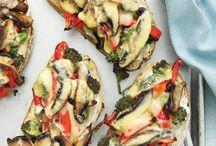 Vegetarian/Vegan Eats / by Brianna Piccolella