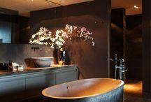 Oriental Inspired Bathrooms