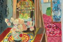"Pattern in Art / ""I do not literally paint that table, but the emotion it produces upon me."" –Henri Matisse"