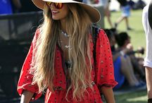 Boho Outfits - Bohemian Inspiration / bohemian style, boho style, boho fashion and inspiration, outfit ideas with style.