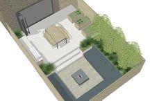 Studio 31 Design: Contemporary Garden Design London
