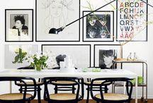 Spaces. / Interior Inspiration.