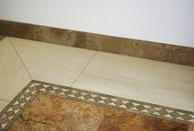 Moulding and Baseboard Ideas / Add the finishing touch to any room by including a custom stone   moulding or baseboard.