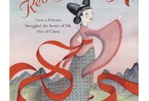 Silk/Silk Road/Marco Polo / Educational resources, books, video links for an unit study on Marco Polo, the Silk Road, silkworms and the production of silk