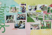 MME Celebrates! Spring & Easter: Cards, Crafts, Layouts / by My Mind's Eye inc
