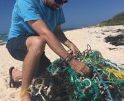 Beach Cleanup / Live life with a purpose everyday... Help prevent entanglements by removing marine debris from beaches and oceans.