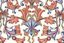 Ornamenty malby
