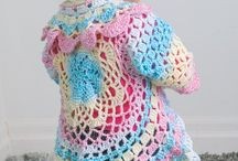 Crochet and knitting for kids / I am an aunt to a wonderful boy, my best friend is going to be an aunt to a girl. I love to crochet and knit and here i will keep all those things that i might still make in future