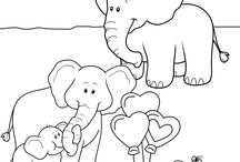 Kids Coloring Sheets / Printable holiday and seasonal coloring pages for kids!