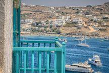 Mykonos & Santorini
