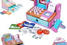 Mentari Ahşap Oyuncak Market Kasası Hediyecik.com.tr Online Oyuncak Hediye Alışveriş 7/24 Sipariş 0212 325 24 25