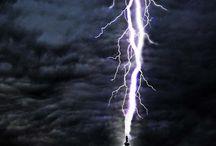 Bouře a mraky