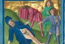 Weird medieval