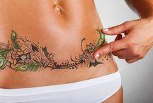 tatoo para la panza