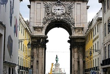 Lisboa, my hometown / sunny, warm, fighting for survival capital of a small country with ancient history - Portugal