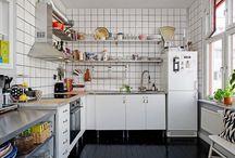 Retro design home