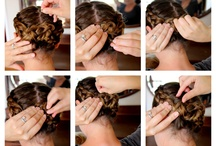 Hairstyles / by The Little Hen House