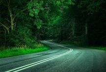 Roads / Images of interesting roads around the world