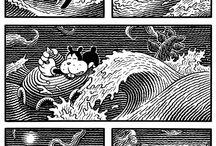 Cartoons and Illustration