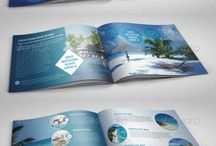 Travel Agency Brochure Designs